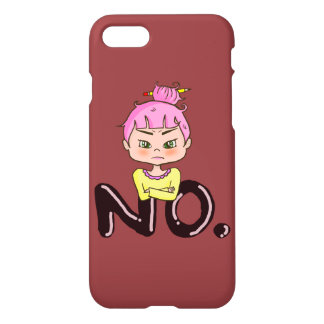 Bummy Says No iPhone 7 Case