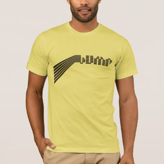 Bump Canary Yellow T-Shirt
