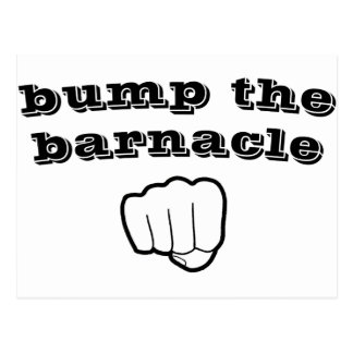 Bump the Barnacle Post Cards