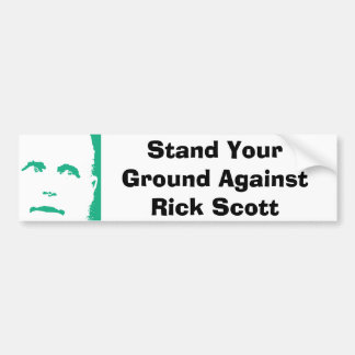 Bumper Sticker 12