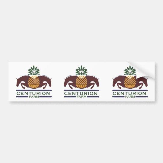 Bumper Sticker, 3 stickers in 1