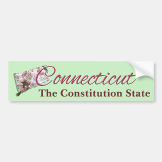 Bumper Sticker - CONNECTICUT
