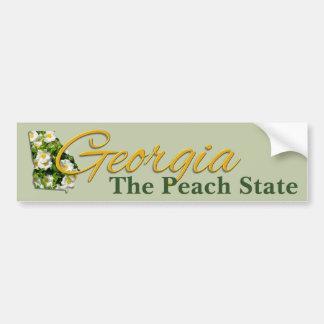 Bumper Sticker - GEORGIA