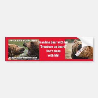 Bumper Sticker * Great gift idea