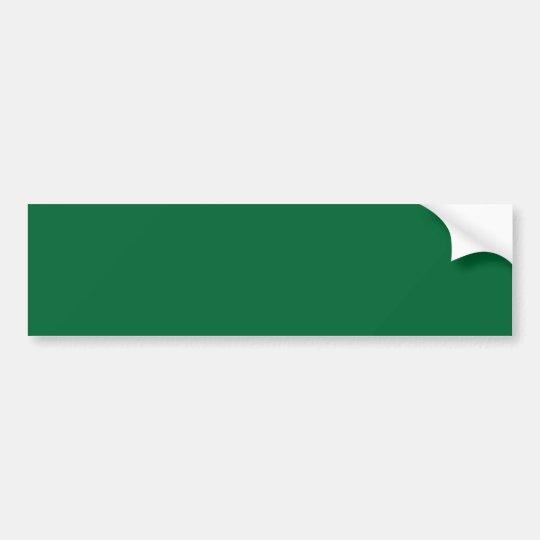 Bumper Sticker  Over 50 Colours Customize
