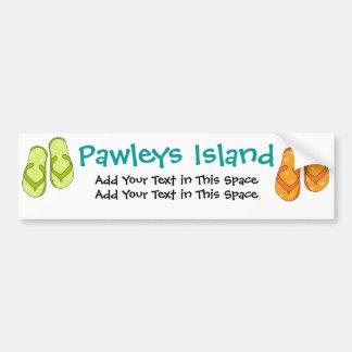 Bumper Sticker - Pawleys Island by SRF
