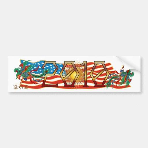 Bumper-Sticker-Phoenix-2010 Bumper Sticker