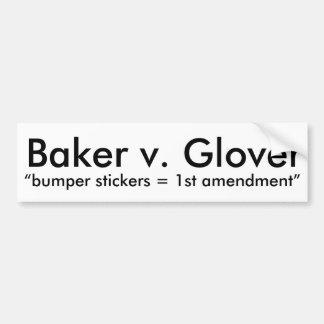 Bumper Stickers are Legal