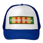BUMPER vietnam veteran 222 Trucker Hats
