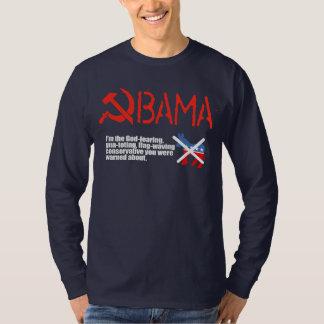 BUMPERTEMPLATE - God fearing conservative Bumperst T-Shirt