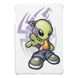 bumping Alien Cover For The iPad Mini
