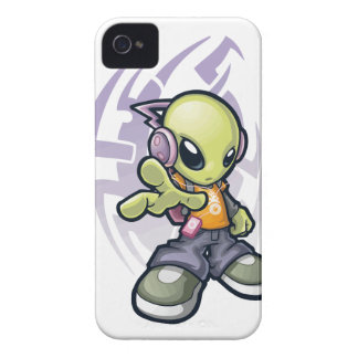 bumping Alien iPhone 4 Covers