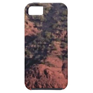 bumps and lumps in red rock case for the iPhone 5
