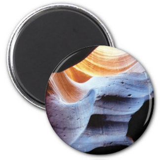 Bumps and lumps in the rocks magnet