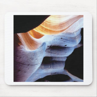 Bumps and lumps in the rocks mouse pad