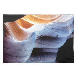 Bumps and lumps in the rocks placemat