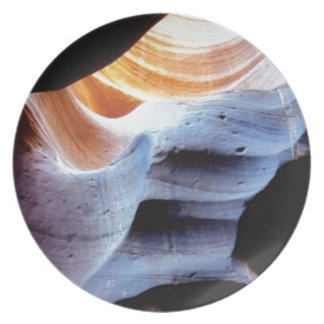 Bumps and lumps in the rocks plate