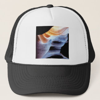 Bumps and lumps in the rocks trucker hat