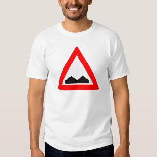bumps tee shirt