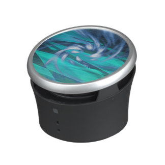 Bumpster Bluetooth Speaker - Abstract Design-1