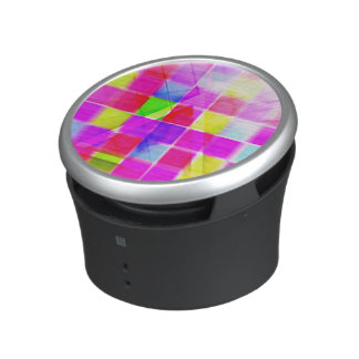Bumpster Bluetooth Speaker - Abstract Design-3