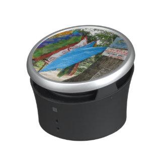 Bumpster Bluetooth Speaker - Castara Bay Tobago