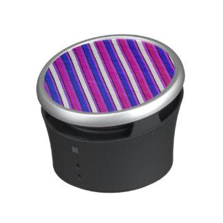 Bumpster Bluetooth Speaker - Lines-3