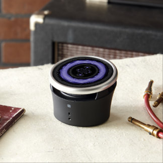 Bumpster Bluetooth Speaker with Vortex Design