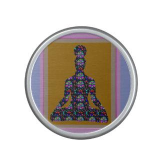 Bumpster Speaker CHAKRA GIFT  meditation spiritual