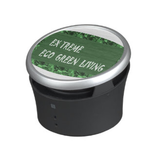 Bumpster Speaker Eco Green Professional Citizen