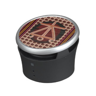Bumpster Speaker Hearth Hot Frequency Drums