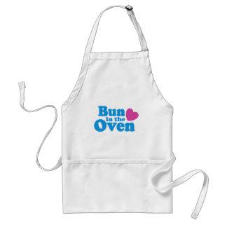 Bun In The Oven Apron
