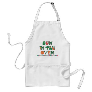 Bun in the Oven Apron