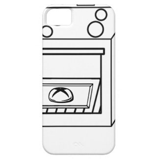 bun in the oven, funny baby in mother pregnant mom iPhone 5 case