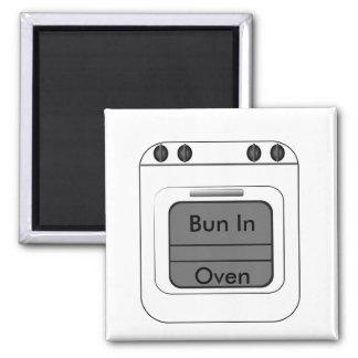 Bun N The Oven Magnet