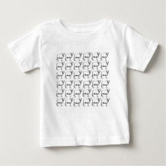 bunch of bad bulls baby T-Shirt