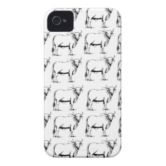 bunch of bad bulls iPhone 4 covers