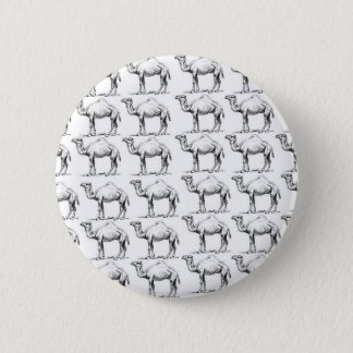 bunch of camels herd 2 inch round button