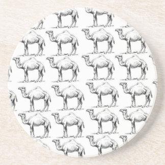 bunch of camels herd coaster