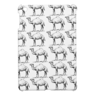 bunch of camels herd cover for the iPad mini