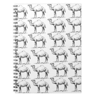 bunch of camels herd notebook