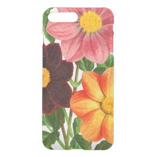 Bunch Of Dahlias iPhone 8 Plus/7 Plus Case