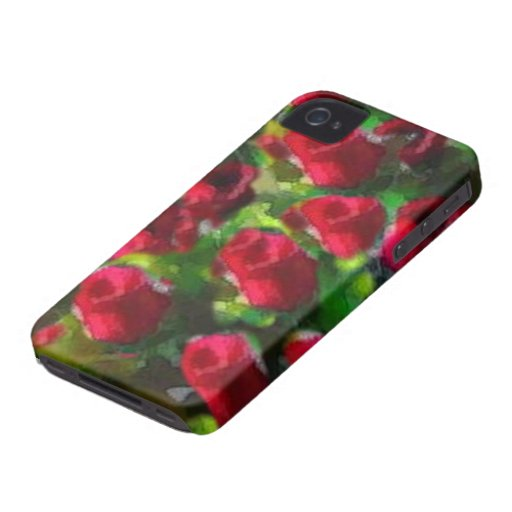 Bunch Of Roses Blackberry Bold Case