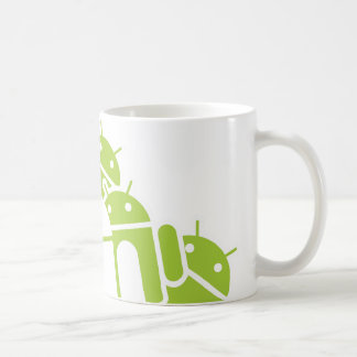 Bunches of Droids Coffee Mug