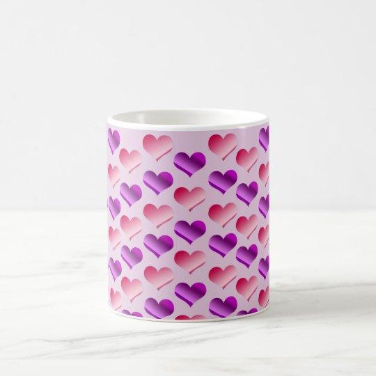 Bunches of Hearts Coffee Mug