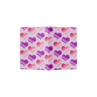 Bunches of Hearts Passport Holder
