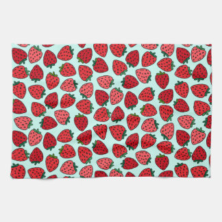 Bunches of Strawberries - Kitchen Towel