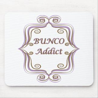 Bunco Addict Mouse Pad