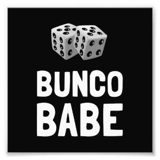 Bunco Babe Dice Photo