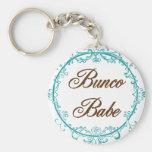 bunco babe keychains